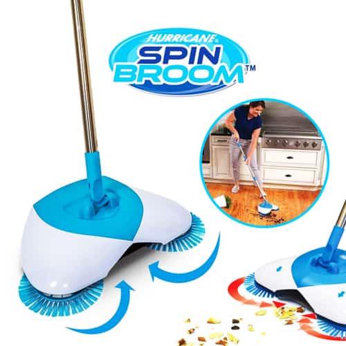 Spin Broom rotirajuća metla