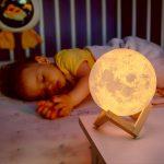 3d mesec lampa