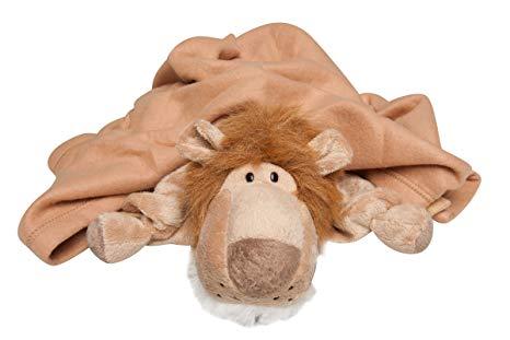Lav plišana igračka