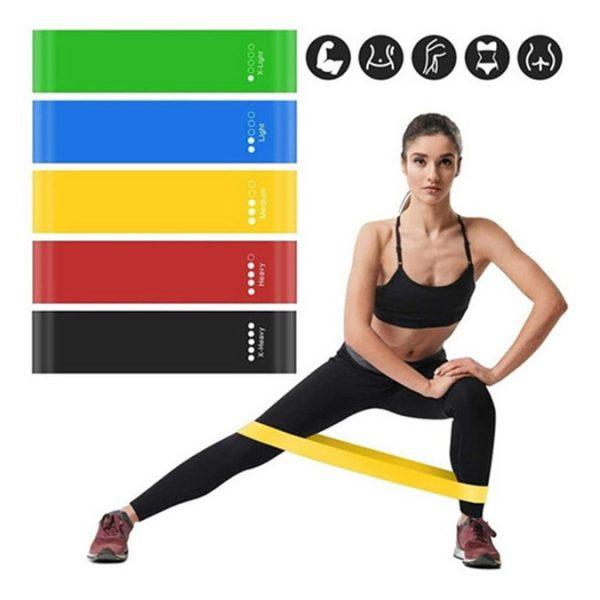 Elastične trake za vežbanje