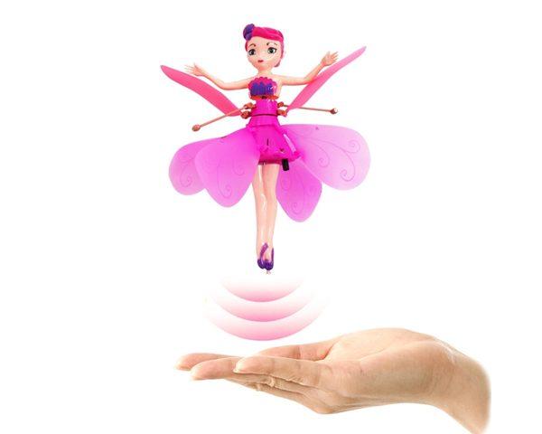 magična lutka koja leti